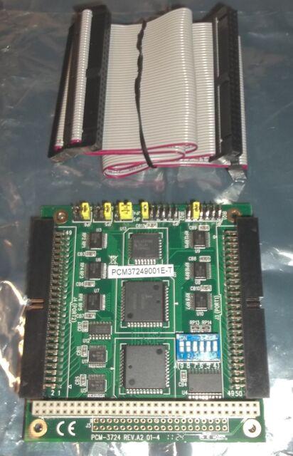 VersaLogic PCM-3724 Rev A2 01-4 48 Channel Digital Board Module New