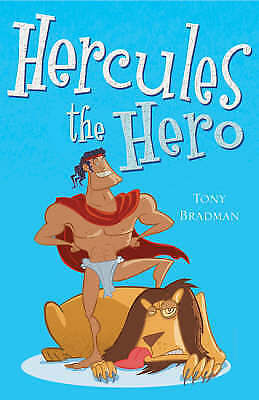 Hercules the Hero by Bradman, Tony (Paperback book, 2008)