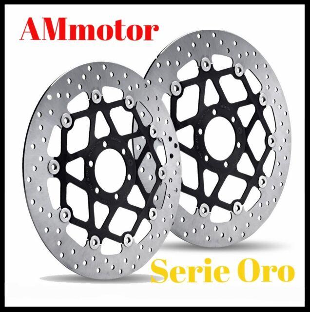 Discs Brake  Brembo Oro Triumph 955 Speed Triple 99 - 2001 78B40874 Front Pair