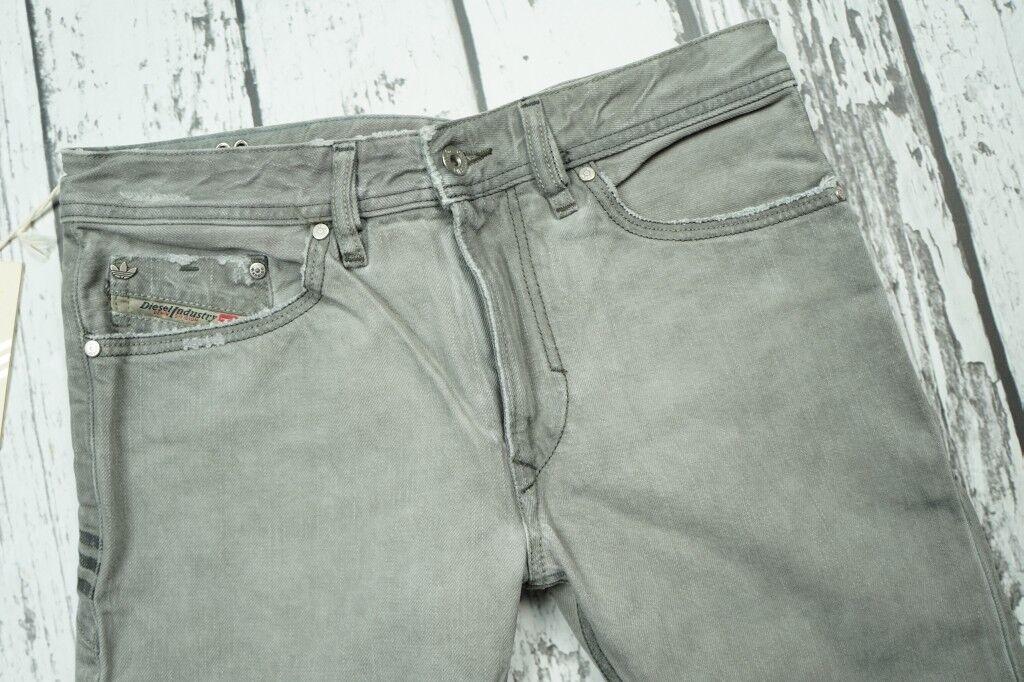 b0343802 BNWT NEW DIESEL JEANS ADI-THANAZ 8HD 008HD 27x32,09 W27 L32 100% AUTHENTIC  27x32 noejkq10256-Jeans