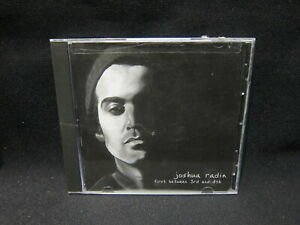 Joshua-Radin-First-Between-3rd-and-4th-Near-Mint-New-Case