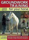 Groundwork Training for Your Horse: Develop a Deeper Bond with Your Horse Through a Range of Exercises and Games by Lesley Bayley (Hardback, 2004)