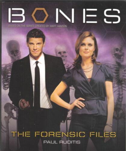 Bones Official Companion Seasons 3 /& 4 Trade Paperback NEW UNREAD