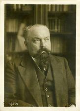 """""""Décès de Charles COUYBA ancien ministre 1931"""" Photo originale G. DEVRED / ROL"""