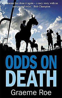 Krimis & Thriller Graeme Roe ____ Odds On Death ____ Light Regal-verschleiß ___ Portofrei Uk Bücher