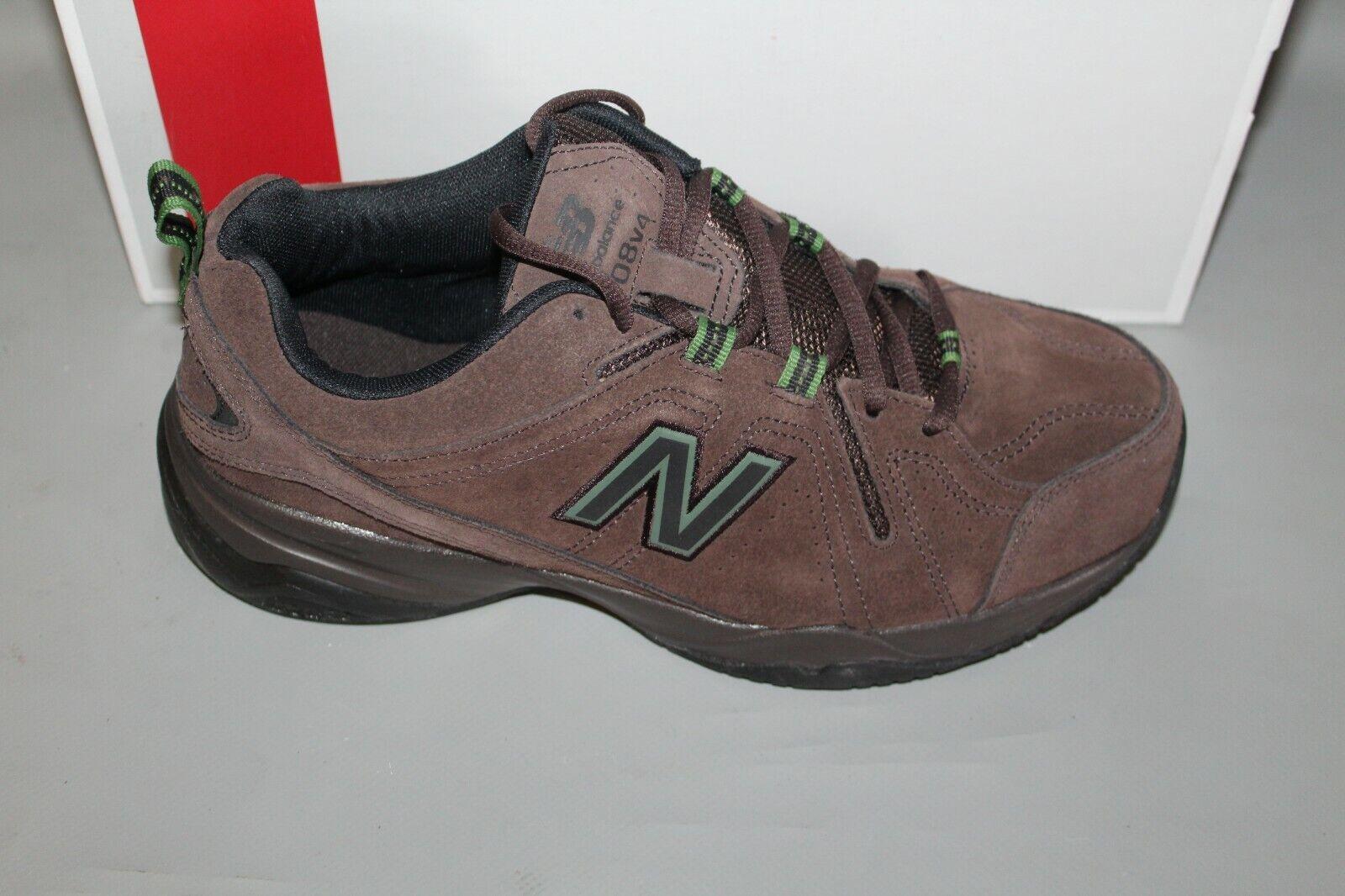 New Hommes New Balance MX608V40 Taille 14 D (Medium) MARRON Chaussures De Sport