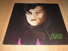 """VISAGE Tar 7"""" 1979 engl. Originalpressung B-Seite: Frequency 7 - guter Zustand"""
