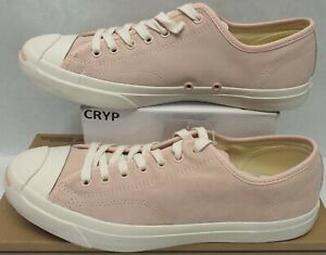 943c45d16908 New Mens 11.5 Converse JP Jack Purcell OX Dusk Pink Suede Shoes  80 ...