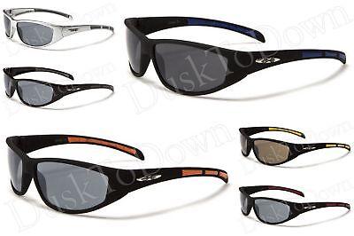 New X Loop Sports 100/% UV400 Sunglasses Baseball//Softball//Bike Wraps
