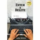 Enter & Delete by Department of Chemistry John Mann (Paperback / softback, 2013)