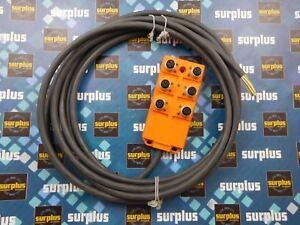 LUMBERG ASBV6/LED5-332