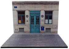 Diorama Bureau de Poste / French Post Office - 1/24ème - #24-2-E-E-009