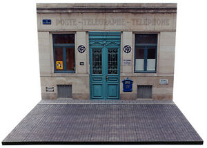 Diorama-Bureau-de-Poste-French-Post-Office-1-24eme-24-2-E-E-009