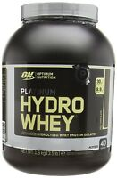 Optimum Nutrition Platinum Hydrowhey - On Hydrolysed Whey Protein Powder - 1.6kg