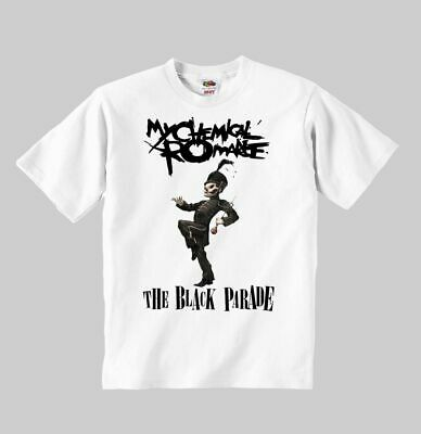 my chemical romance the black parade t-shirt MCR clothing kid toddler children