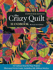 The Crazy Quilt Handbook by Judith Baker Montano (Paperback, 2014)