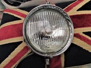 1960-039-S-LUCAS-SPOT-FOG-LAMP-FORD-ANGLIA-CORTINA-CAPRI-LAMBRETTA-VESPA