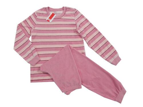Kanz ropa de noche pijama PIJAMA camiseta pantalones niñera de felpa talla 140,152