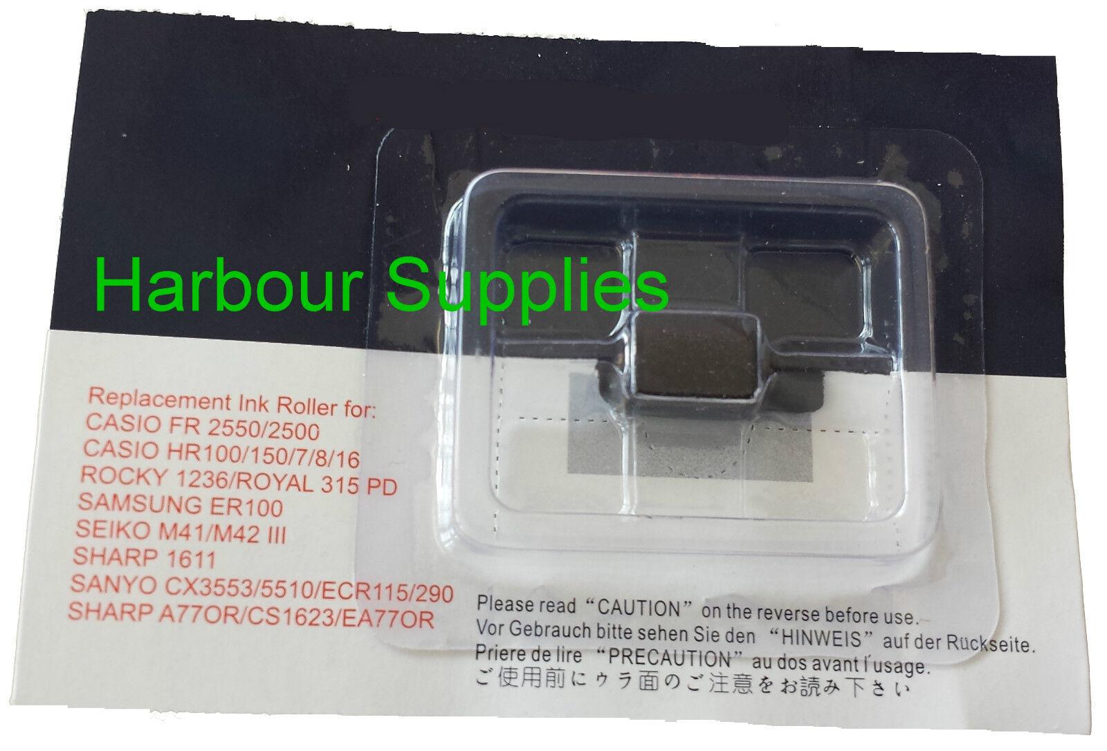 sharp xe a101. ink roller to fit sharp xe-a101 xea101 xea-101 cash register xe a101 -