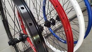 Halo-T2-FRONT-Wheel-20mm-BOLT-THRU-DMR-Sealed-Hub-Mountain-Bike-26-034-NEW