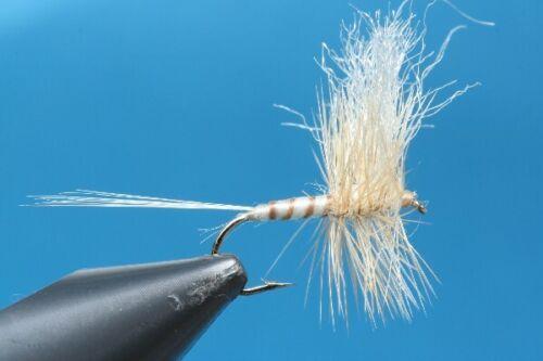 Fliegentom 3 piece Dry Fly Tom/'s new Classic No 5