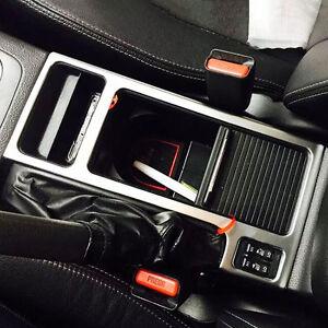 Fit For Subaru Xv Crosstrek Impreza Chrome Cup Holder