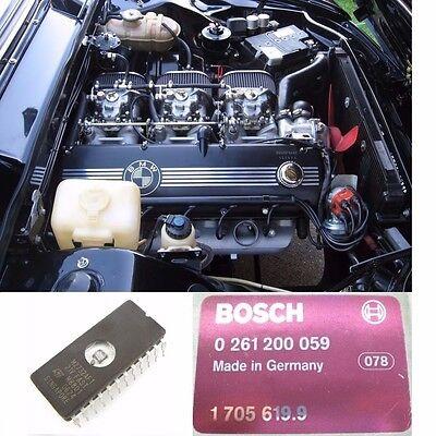 85-88 BMW 535i E28 635csi E24 735i E23 Performance EPROM chip ECU 059
