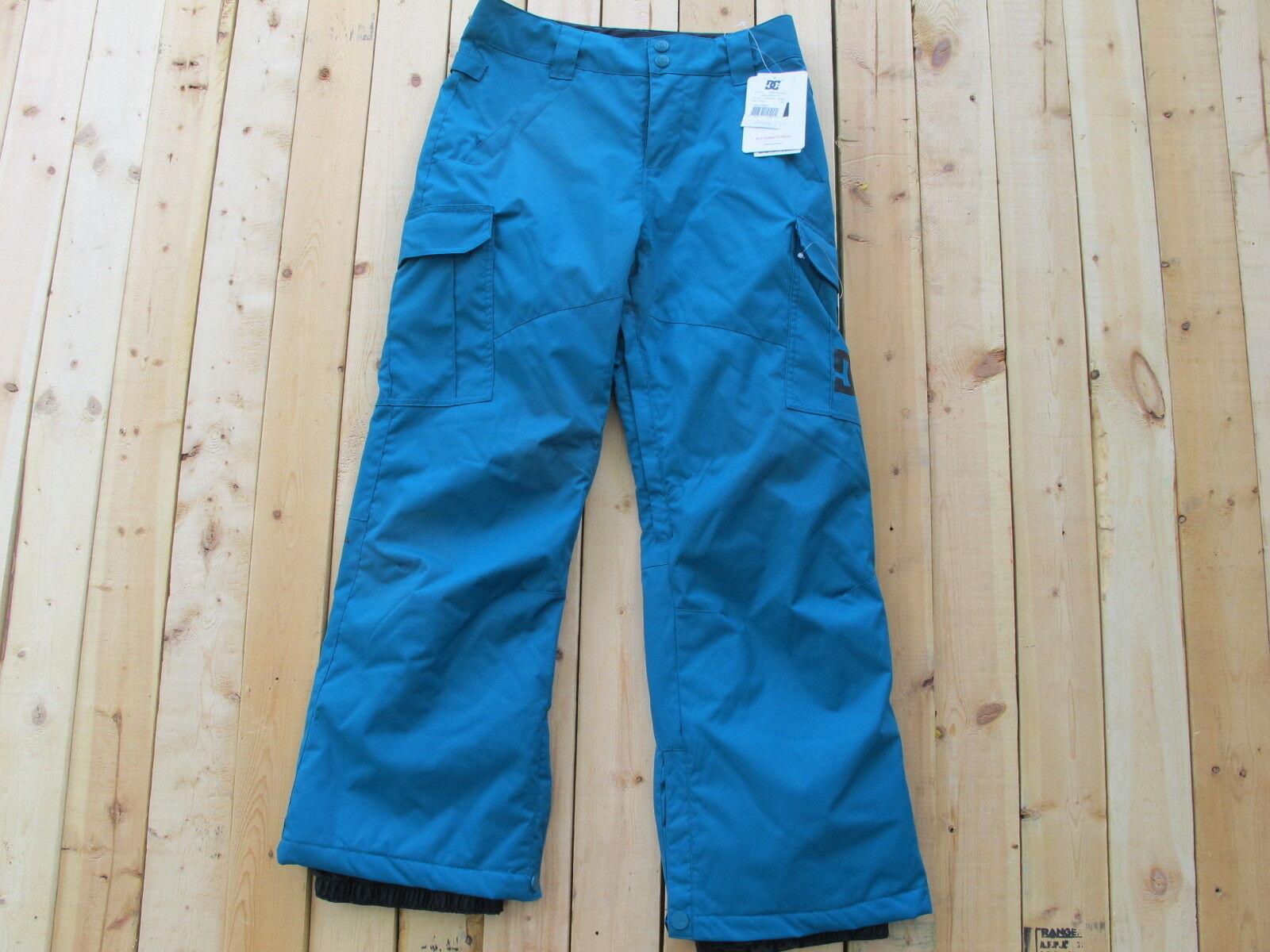 DC Banshee Boy Technical Pant Snowboard Snowmobile Ski Winter BRW0 14 L NWT