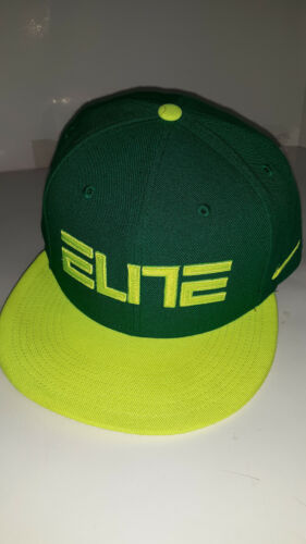 Nike True Elite Snapback Flat Bill Embroidered Cap