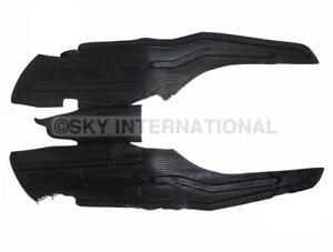 Lambretta Floor Mat Gp Complete Black Rubber Gp Sx Tv 150 175 200