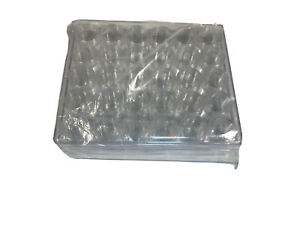 Blulu-Clear-Plastic-Bead-Storage-Containers-Set-with-30-Pieces-1-15-x-1-Inch