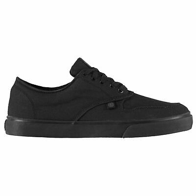 Candido Element Topazio Da Uomo Scarpe Skate Scarpe Da Ginnastica Con Lacci Tela Collare Imbottito Per Caviglia-