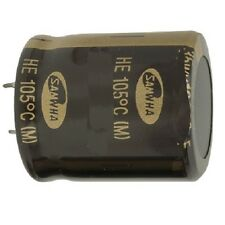 Electrolytic Capacitor Low Profile Snap-in 105 Deg.C 10000uf 35v Condenser