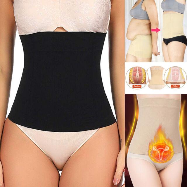 New Women/'s Shapewear Postpartum Waistband Abdomen Belt Body Shaping Underwear