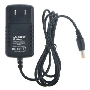 SLLEA AC//DC Adapter Charger for Elmo TT-12 Interactive Document Camera #1331 PSU