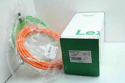 New Schneider Lexium BSH1001T11F2A Brushless AC Servo Motor w// Cables
