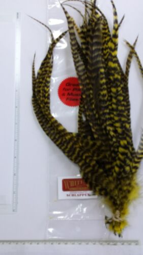 """WHITING SCHLAPPEN BUNDLE 10/""""-14/""""   /"""" Grizzly Yellow /"""""""