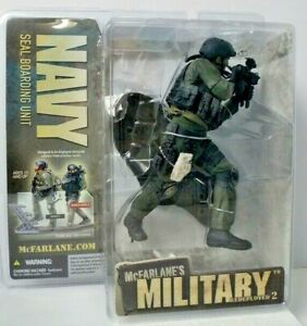McFarlane-039-s-Military-Action-Figure-Redeployed-2-Navy-Seal-Boarding-Unit-Sealed