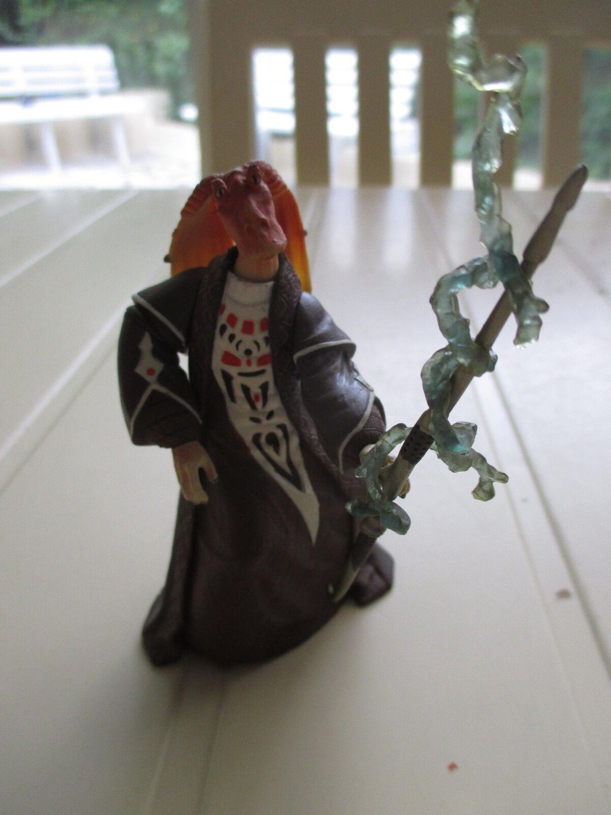 Figurine StarWars : FIGURINE STAR WARS JAR JAR BINKS SENATEUR