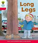 Oxford Reading Tree: Level 4: Decode & Develop Long Legs by Ms Annemarie Young, Mr. Alex Brychta, Roderick Hunt (Paperback, 2011)