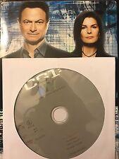 CSI: NY – Season 8, Disc 3 REPLACEMENT DISC (not full season)