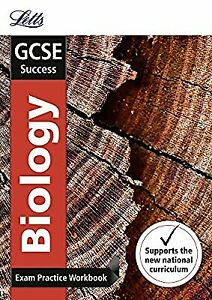 GCSE Biology Exam Practice Workbook, with Practice Test Paper (Letts GCSE Revisi