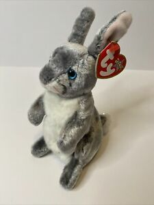 TY Beanie Babies   Hopper the Rabbit   Year 2000   7th Generation   Easter