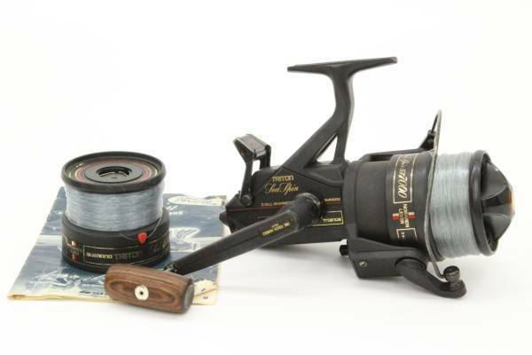 Shimano Triton Sea Spin GT 7000 Bait Runner Fishing Reel Made in Japan  RARE
