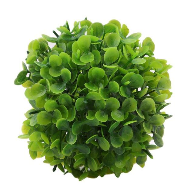 Artificial Plant Ball Topiary Tree Boxwood Wedding Party Outdoor Decoration YNUK