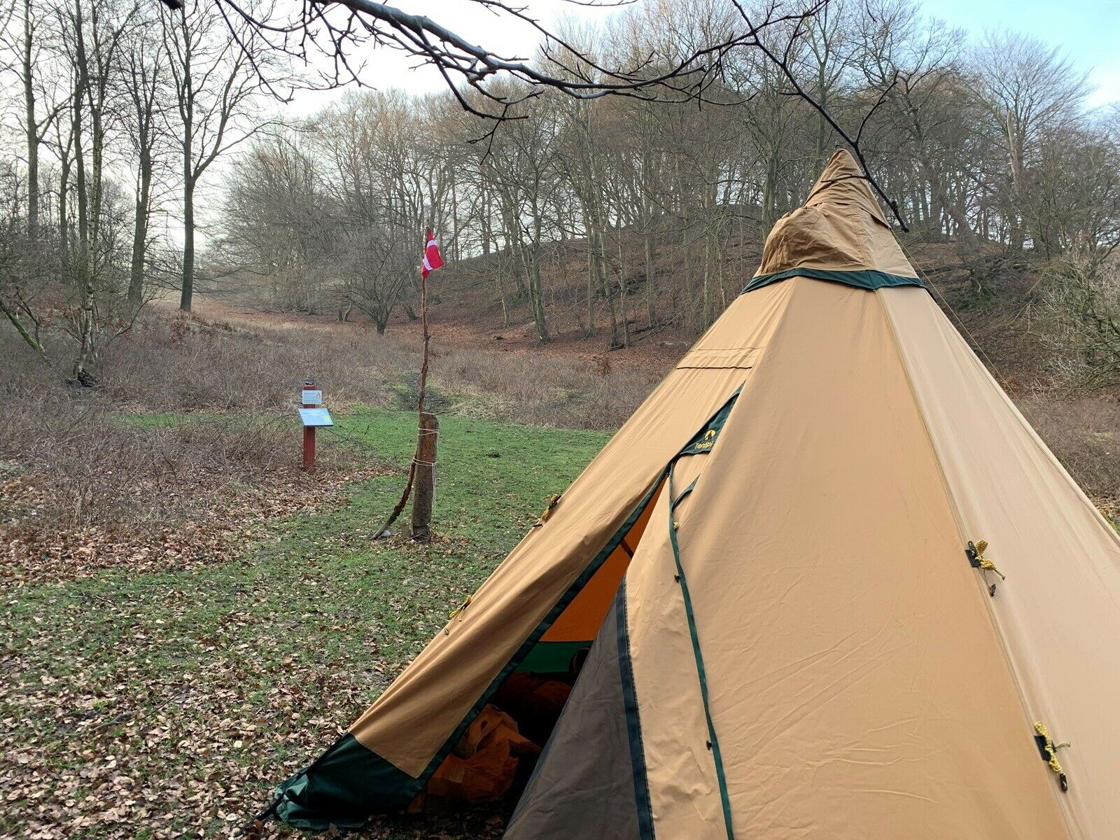 Tipier, telte & lavvo Tentipe Onyx, Zirkon og Safir Køb