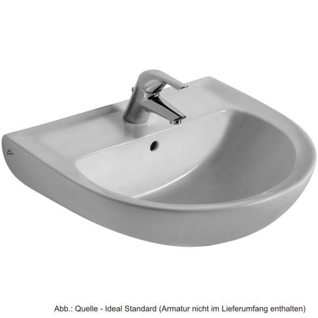 Ideal Standard EUROVIT Waschtisch Set rund Farbe weiss