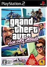Used PS2 Grand Theft Auto: Vice City Stories Japan Import (Free Shipping)