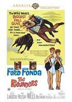 The Rounders 1965 (dvd) Glenn Ford, Henry Fonda, Sue Ane Langdon -