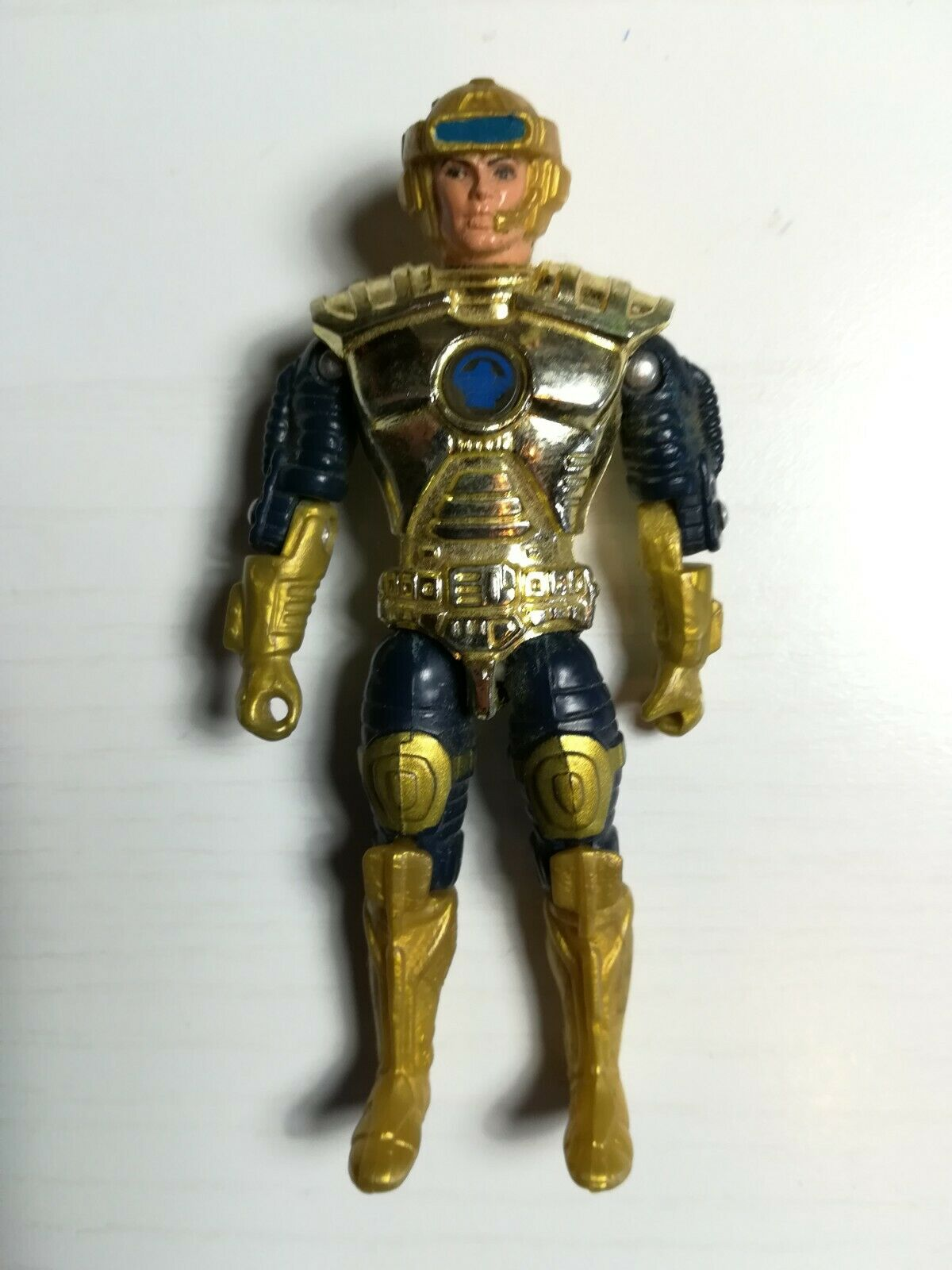 CAPTAIN POWER - Soldier Of The Future Future Future 3.5  Action Figure Mattel 1987 Vintage Toy 07e915